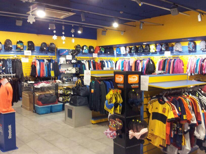 802f08a3a71be Tienda de deportes en Aranjuez